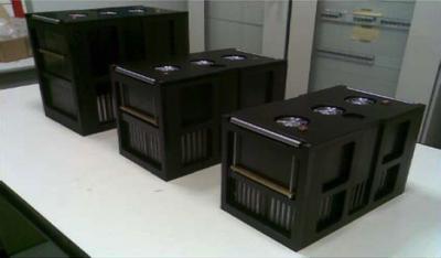 Smart 12 V Li-ion battery modules of 30/60/100 Ah