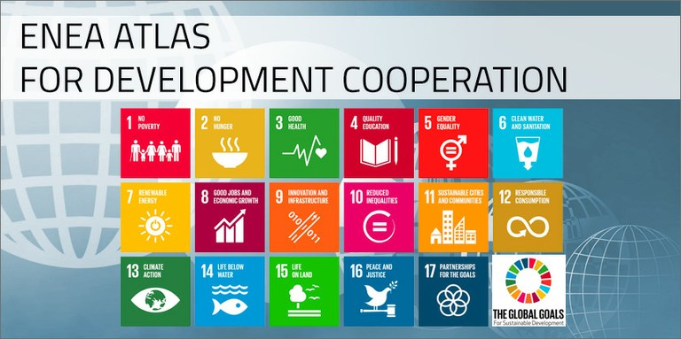 ENEA Atlas for development cooperation