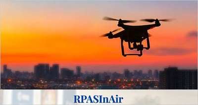 Aerospace: Drones with innovative sensors for greater safety in air transport