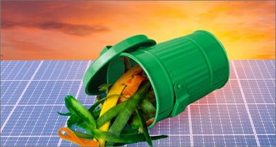 Circular economy: ENEA patents innovative domestic composter to handle organic waste