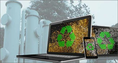 Circular economy: ROMEO turns old computers and cell phones into gold mines