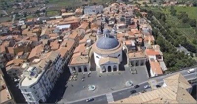 Cultural heritage: First hi-tech monitoring project for Palazzo Chigi in Rome area