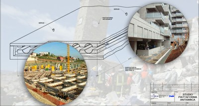 Earthquake: ENEA technology for 'zero damage' buildings and historic centers reconstruction