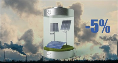 Energy: Air pollution affects energy yield of photovoltaic systems