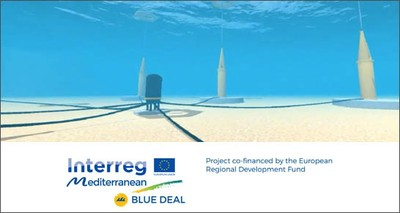 Energy from the sea: Project Blue Deal fosters energy transition in the Mediterranean