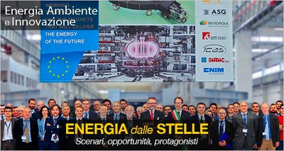 Energy: Italian industry wins contracts worth more than 1.2 billion for fusion reactor