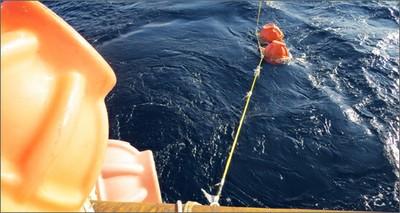 Environment: Deep underwater observatory off the Liguria coastline