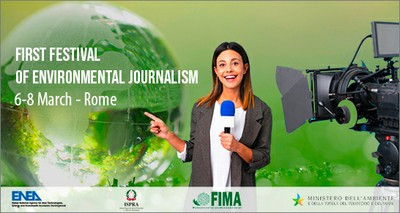 Environment: First Festival of environmental journalism to be held in Rome from 6 to 8 March