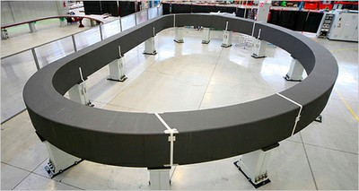 Fusion: The core of another magnet is ready for the ITER project