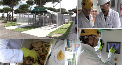 Renewable energy: Biogas, ENEA presents an innovative, compact, high-yield plant