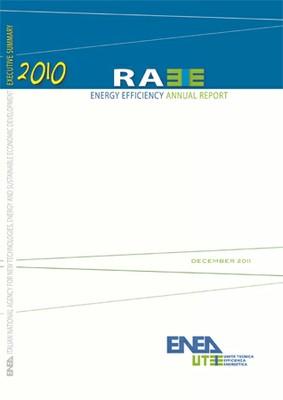 2010 RAEE - Energy Efficiency Annual Report