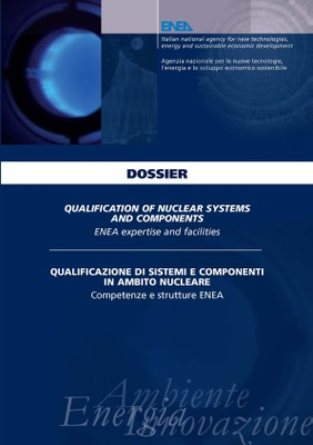 Qualification of nuclear systems and components. ENEA expertise and facilities