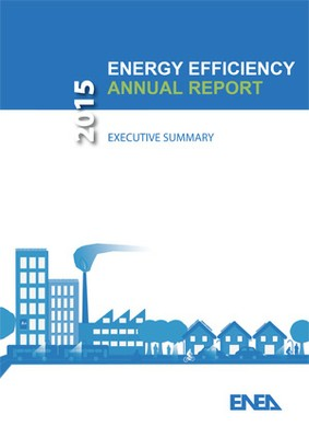 Energy Efficienty Annual Report 2015