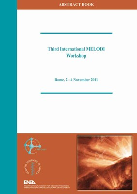 Third International MELODI Workshop