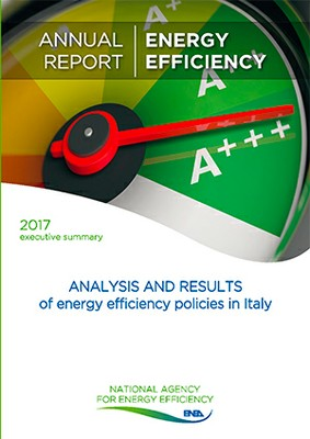 Analysis and results of energy efficiency policies in Italy