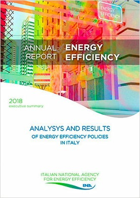 Annual Report Energy Efficiency 2018 - Executive Summary