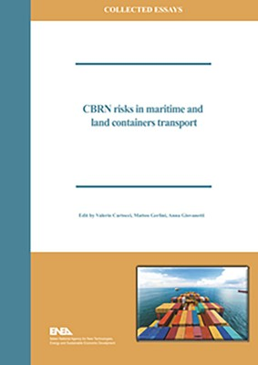 CBRN risks in maritime and land containers transport
