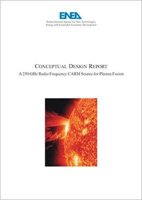 A 250 GHz Radio Frequency CARM Source for Plasma Fusion