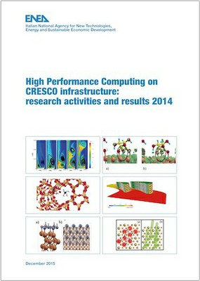 High Performance Computing on CRESCO infrastructure: research activities and results 2014