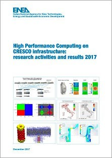 High Performance Computing on CRESCO infrastructure: research activities and results 2017