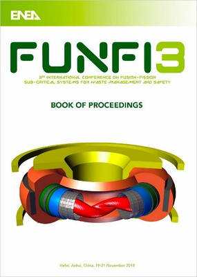 FUNFI3 – 3rd International Conference on Fusion-Fission sub-critical systems for waste management and safety