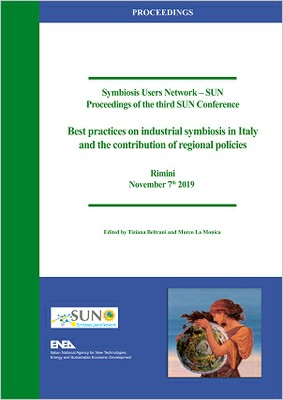Best practices on industrial symbiosis in Italy and the contribution of regional policies