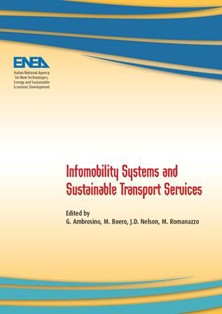 Infomobility systems and sustainable transport services