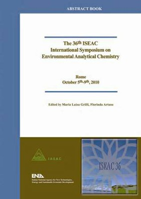 ISEAC 36: Book of abstract