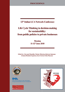Life Cycle Thinking in decision-making for sustainability: from public policies to private businesses