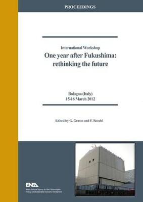 One year after Fukushima: rethinking the future