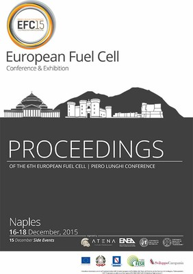 Proceedings of the 6th European Fuel Cell Piero Lunghi Conference