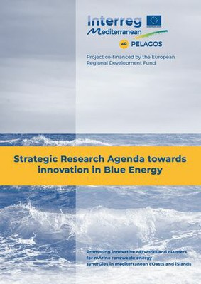 Strategic Research Agenda towards innovation in Blue energy