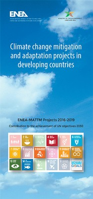 Climate change mitigation and adaptation projects in developing countries
