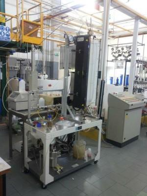 Impianto gassificazione biomasse