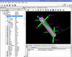 Modello 3D sicurezza nucleare