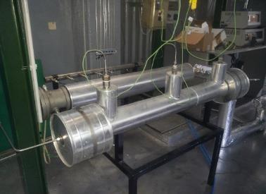 Reattore impianto pilota BIOSNG