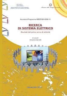 Ricerca di Sistema Elettrico - Risultati del primo anno di attività 2009-2011