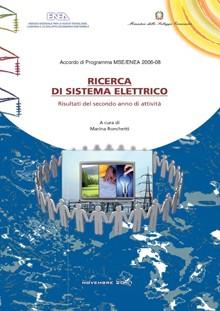 Ricerca di Sistema Elettrico - Risultati del secondo anno di attività 2006-2008
