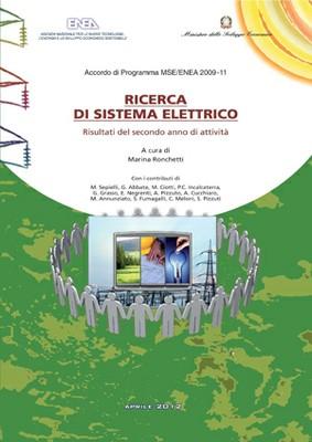 Ricerca di Sistema Elettrico - Risultati del secondo anno di attività 2009-2011