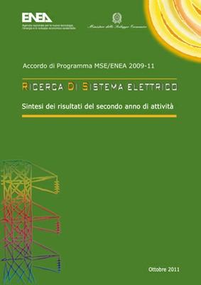 Ricerca di Sistema Elettrico - Sintesi risultati del secondo anno di attività 2009-2011