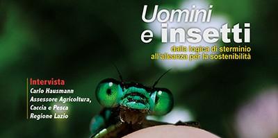 Ambiente: ENEA, da 'alleanza' uomini-insetti benefici per agricoltura e salute