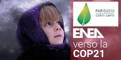 Clima: al via la campagna #WeAreTheClimateGeneration. ENEA partner scientifico Il pacchetto delle iniziative ENEA in vista di COP21. La notizia sul nuovo numero di ENEAinforma