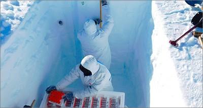 Clima: missione compiuta per spedizione italo-francese sull'inesplorato plateau antartico