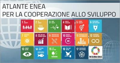 Cooperazione allo sviluppo: al via l'Atlante ENEA,  banca dati di progetti e tecnologie per istituzioni, ONG, imprese, associazioni