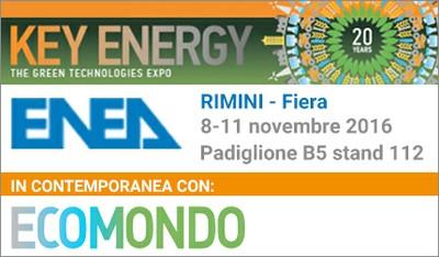 Energia: ENEA a Ecomondo con '8 round per l'efficienza'