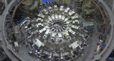 Energia: fusione, completato l'assemblaggio con tecnologia made in Italy  del cuore della macchina JT-60SA in Giappone