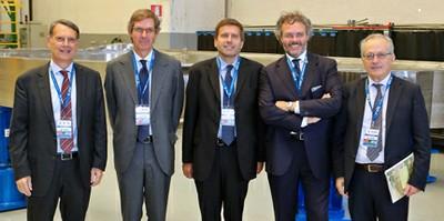 Energia: pronto il primo componente made in Italy del reattore di fusione nucleare Ue-Giappone