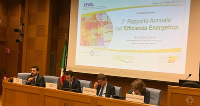 Energia: rapporto ENEA su efficienza, investimenti per 3,7 mld con ecobonus 2017