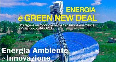 Energia: tecnologie e progetti ENEA per la decarbonizzazione e il rilancio post-COVID