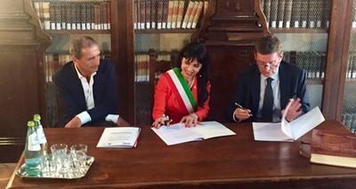Firmato il Protocollo d'Intesa tra ENEA e Comune di Assisi